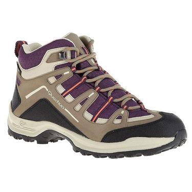 Quechua Hiking Shoes - 3 UK
