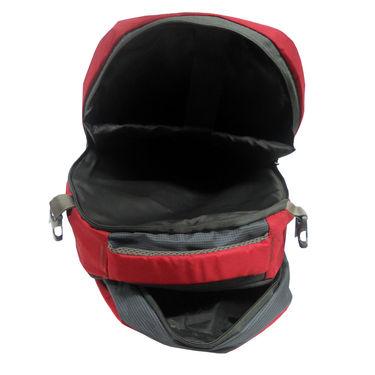 Donex Polyster Laptop Backpack RSC00666 -Red