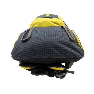 Donex Polyster Laptop Backpack RSC00677 -Multi Color