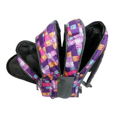 Donex Polyster Backpack RSC00700 -Multicolor