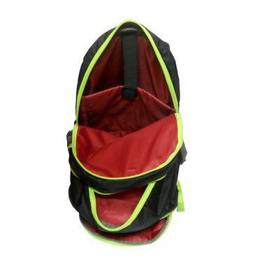 Donex Black Laptop Backpack -RSC762