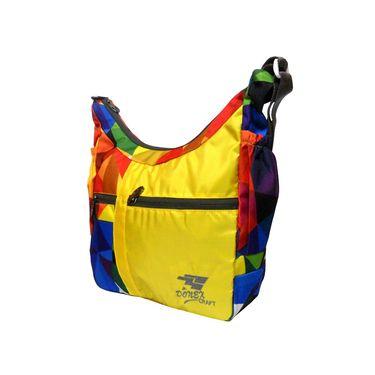 Donex Multicolor Massenger Bag -RSC765