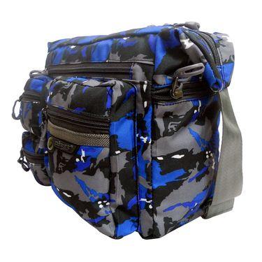 Donex Beautiful Printed Unisex Messenger Bag Multicolor _RSC00942