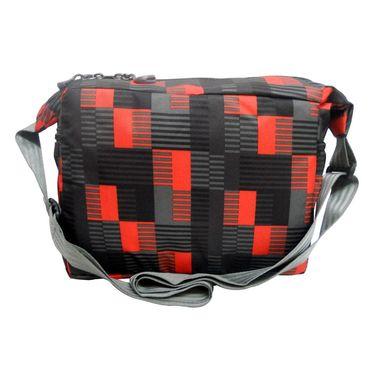 Donex Beautiful Printed Unisex Messenger Bag Multicolor _RSC00946