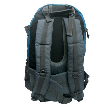 Donex High quality 45 L Rucksack with Laptop Compartment in Multicolor_RSC00959