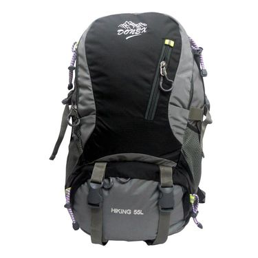 Donex Trendy 55 L Rucksack with free Rain cover Multicolor_RSC00963