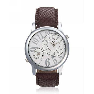 Combo of Rico Sordi Analog Wrist Watch + Sunglasses_RSD33_WSG