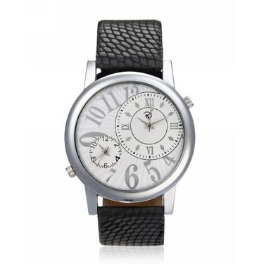 Combo of Rico Sordi Analog Wrist Watch + Sunglasses + Wallet_RSD45_WSGW