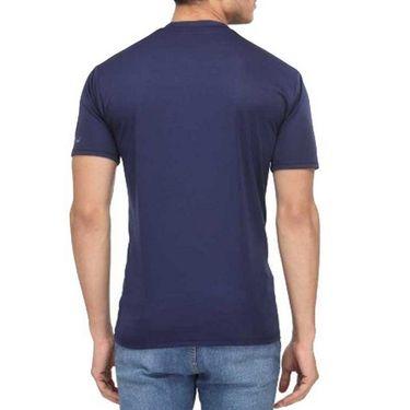 Pack of 5 Rico Sordi Half Sleeves Plain Tshirts_RSD726
