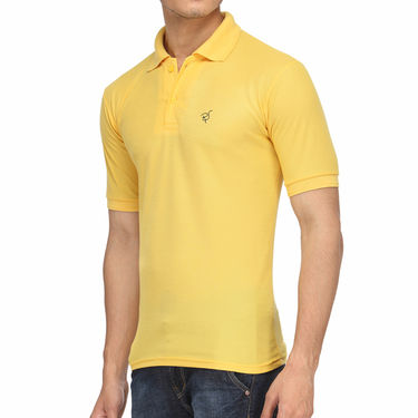 Pack of 5 Rico Sordi Half Sleeves Plain Tshirts_RSD756