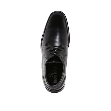 Bacca bucci Genuine Leather Formal Shoes RY-022 - Black