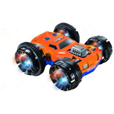 Mitashi Dash RC Rechargeable Double Sided Flip Car