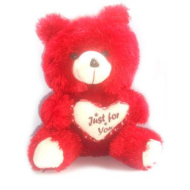 Teddy Bear 1 Feet  - Red