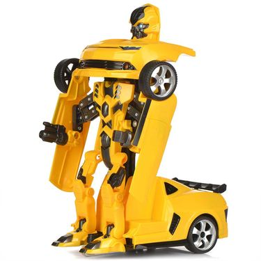 2in1 Remote Control Robot cum RC Car