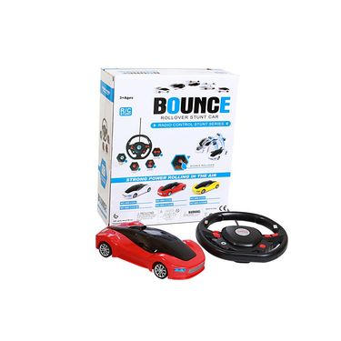Rechargeable Rollover Stunt RC Car