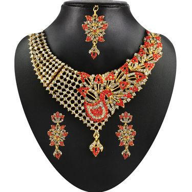 Sangani 17 Heavy Jewellery Set by Vellani