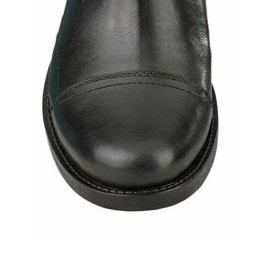 Delize Leather Casual Shoes Sd324-Black