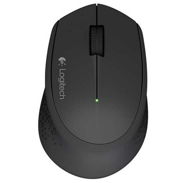 Logitech M280 Wireless Mouse - Black