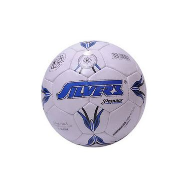 Silver's (Size - 5) Popular Silfbpopular Football - White
