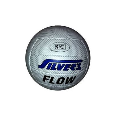 Silver's (Size - 4) Flow Silvbflow Volleyball - White