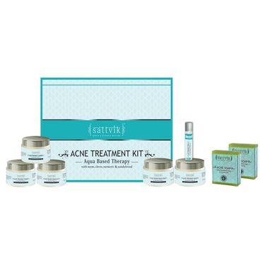 Acne Bye Bye Combo Plus - Acne Treatment Kit