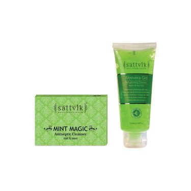 Aloevera Gel Cool Combo Plus - Mint Magic