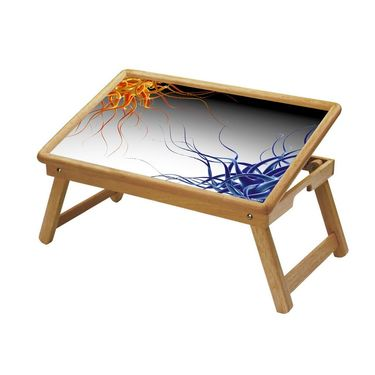Shopper52 Foldable Wooden Study Table For Kids-STUDY010