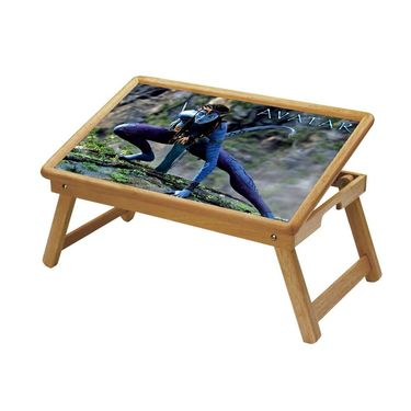 Shopper52 Foldable Wooden Study Table For Kids-STUDY028
