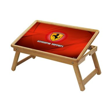Shopper52 Foldable Wooden Study Table For Kids-STUDY031