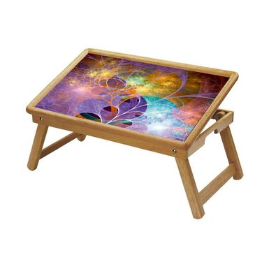 Shopper52 Foldable Wooden Study Table For Kids-STUDY081