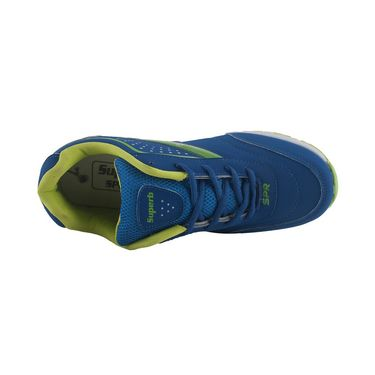 Branded Mesh Sports Shoes Sup4978 -Blue