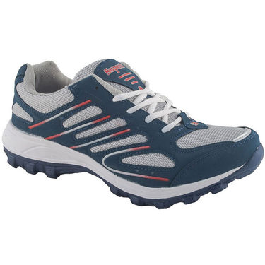 Branded Mesh Sports Shoes Sup5078 -Blue