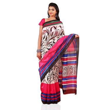 Shaila Set of 7 Art Silk Sarees (7A5)