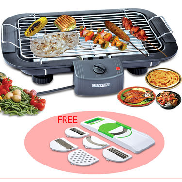 Sheffield 2-in-1 Electric Barbecue Grill