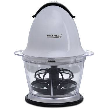 Sheffield 2-in-1 Food Chopper & Whisker