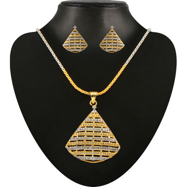 Shimmer American Diamond Jewellery Collection by Vellani