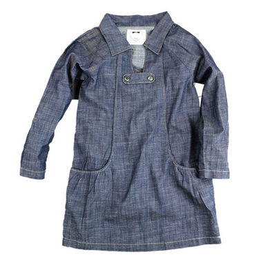 Shoppertree Denim Casual - Blue
