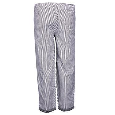 ShopperTree Striped Night Wear for Boy - White & Black