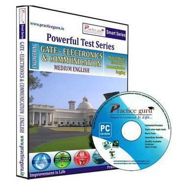Practice Guru GATE - Electronics & Communication Engineering - Smart-011