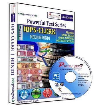 Practice Guru IBPS Clerk - Smart-051