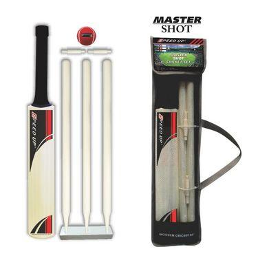 Speed Up Master Shot Cricket Set Carry Bag Size - 4