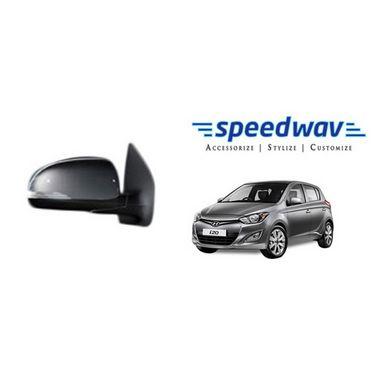 Speedwav Car Side Rear View Mirror Assembly RIGHT - Hyundai i20 2013