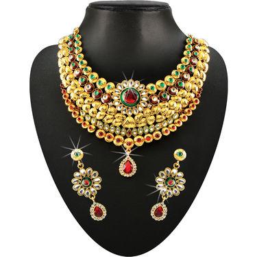 Subh Vivah Heavy Grand Designer Jewellery Collection