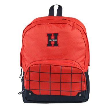 Tommy Hilfiger Red Backpack_T85266