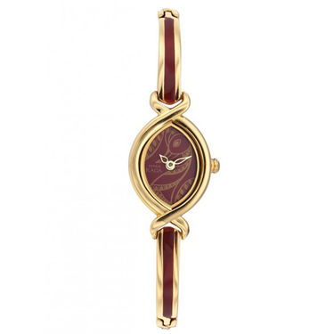 Titan Raga Stylish Watch For Women_T02 - Burgundy