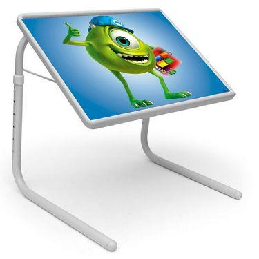 Shoper52 Designer Portable Adjustable Dinner Cum Laptop Tray Table-TABLE033