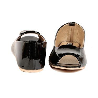 Ten Patent Leather Black Bellies -ts270