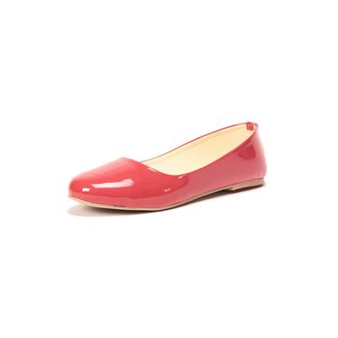 Ten Patent Leather Peach Bellies -ts144