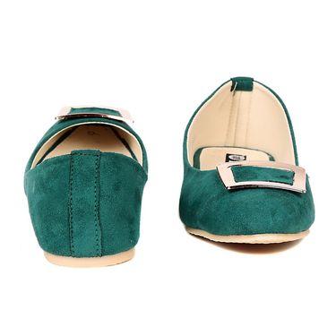 Ten Suede Green Bellies -ts286