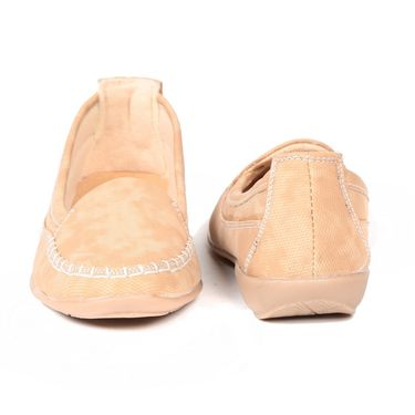 Ten Denim Beige Loafers -ts215